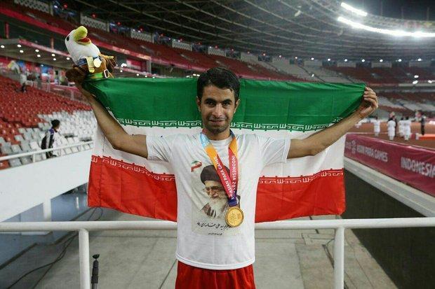 دوندگان همدانی 2 مدال طلای دیگر در بازی های پاراآسیایی کسب کردند