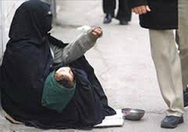مجازات حبس در انتظار افرادی که اطفال را به تکدی گری می گمارند