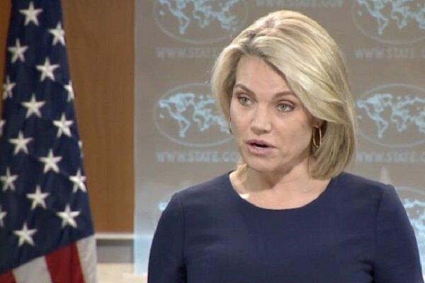 کناره گیری سخنگوی وزارت خارجه آمریکا تائید شد