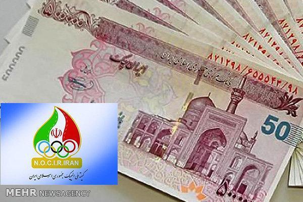 سقف پرداختی کمیته ملی المپیک به فدراسیون ها در سال 98 چقدر است؟
