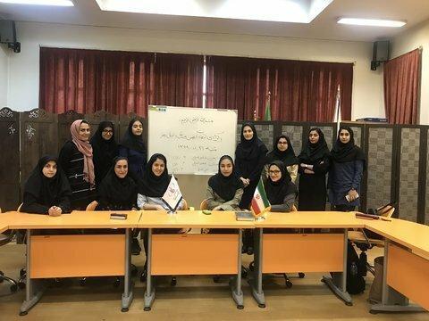 برگزاری مجمع انتخاباتی انجمن والیبال دانشجویان دختر دانشگاه ایران