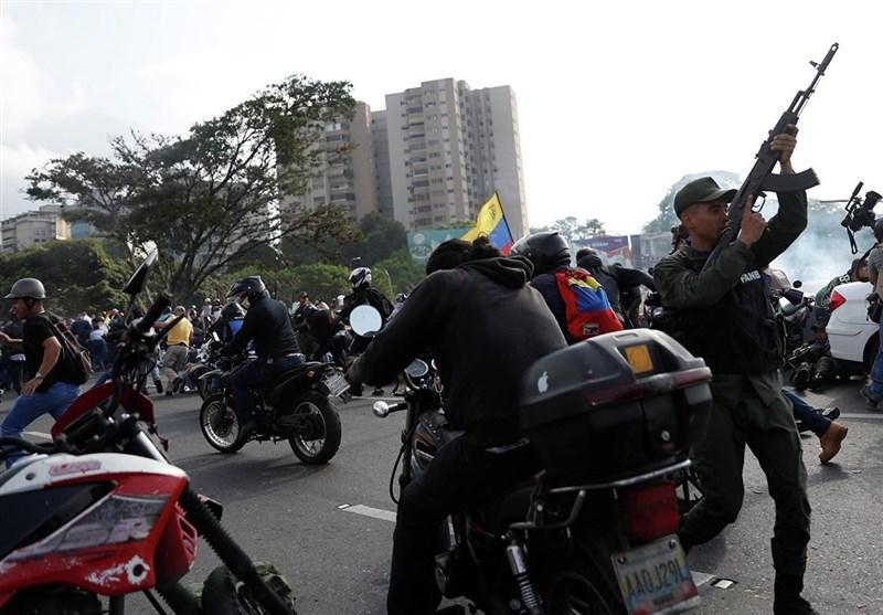 هشدار روسیه به آمریکا درباره ادامه دخالت در امور داخلی ونزوئلا