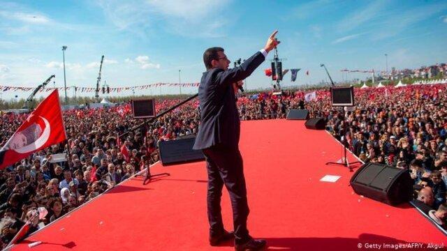 واکنش اپوزیسیون ترکیه به ابطال انتخابات شهرداری استانبول