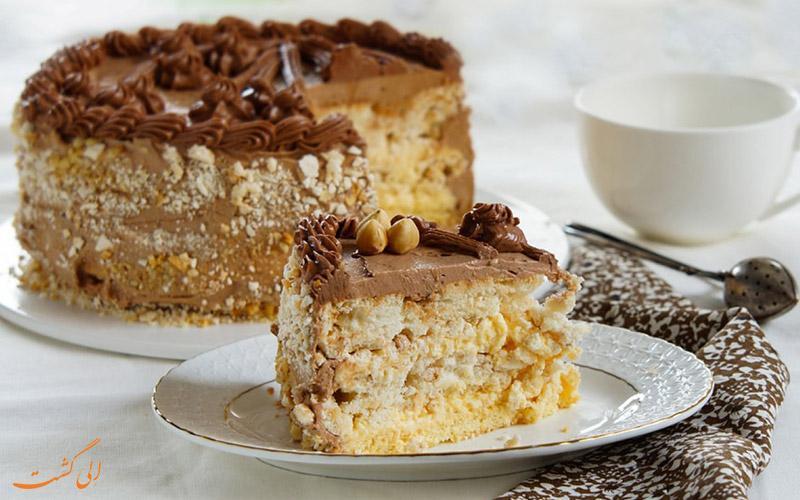 معروف ترین شیرینی های خوشمزه روسیه