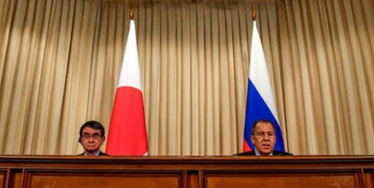 لاوروف: با مقام های ژاپنی درباره ایران گفت وگو کردیم