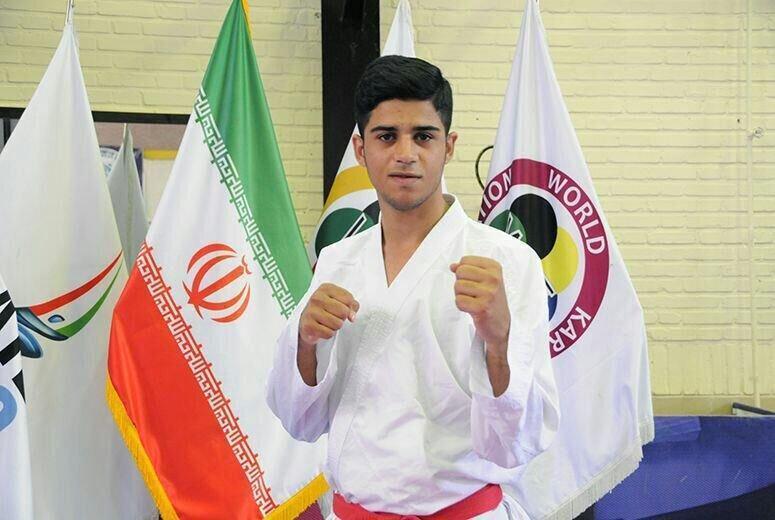 درگذشت کاراته کا جوان ایران