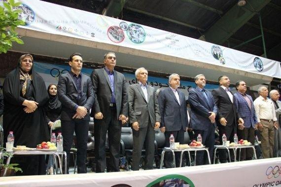 مراسم طرح ملی جودو برای همه برگزار شد