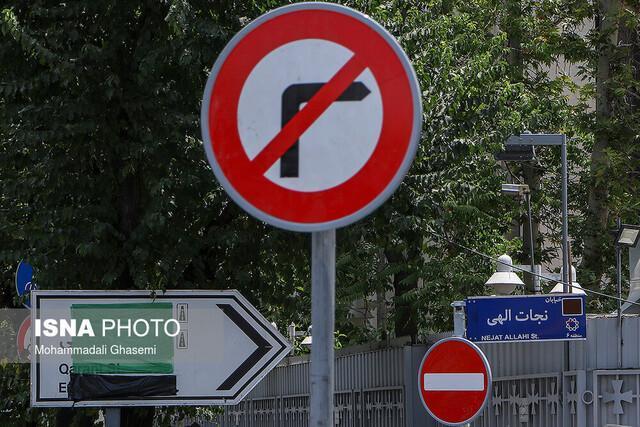 تبدیل بخشی از خیابان مطهری و بهشتی به پیاده رو