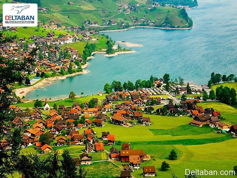 10 دلیل برای سفر به سوئیس