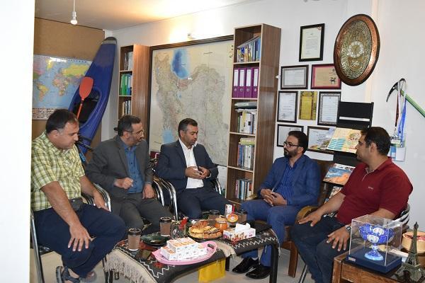 راه اندازی دفتر گردشگری سیستان و بلوچستان در خراسان شمالی