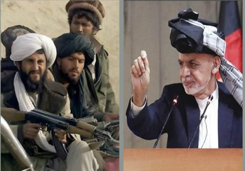 سخنگوی طالبان: حرف های اشرف غنی درباره تلفات طالبان تبلیغات انتخاباتی است