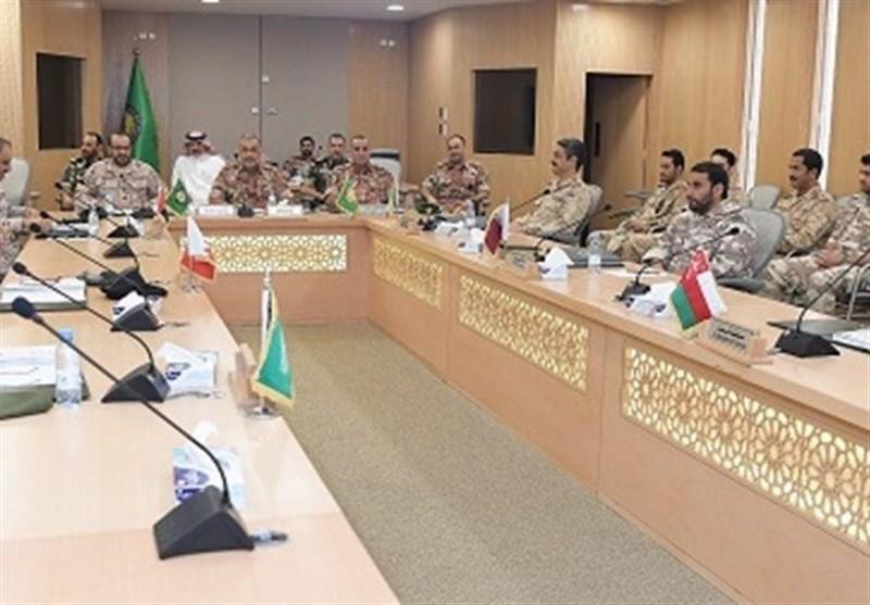 نشست امنیتی شورای همکاری خلیج فارس با مشارکت قطر