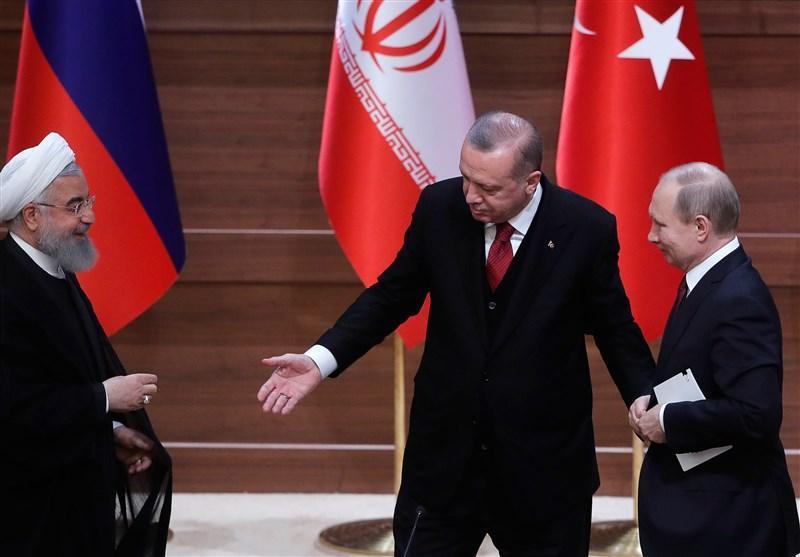 حل وفصل اوضاع سیاسی در سوریه؛ موضوع نشست سران روسیه-ایران-ترکیه در آنکارا