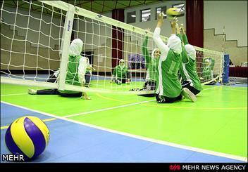 والیبال نشسته بانوان با 12 ملی پوش به اینچئون اعزام می گردد