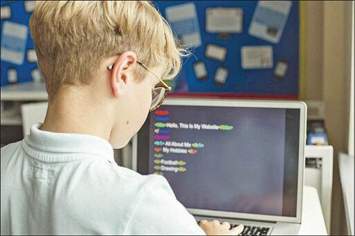 جای خالی کدنویسی در مدرسه ها