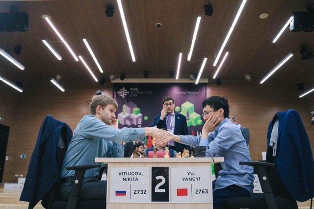 معرفی 4 بازیکن برتر جام جهانی شطرنج 2019