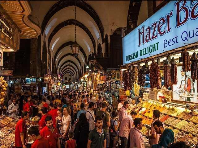 بازار ادویه فروشان استانبول