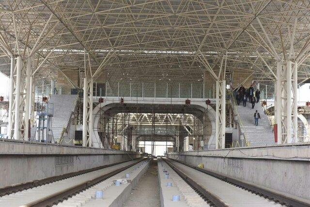 مترو تهران - هشتگرد به زودی توسط رئیس جمهور افتتاح می گردد