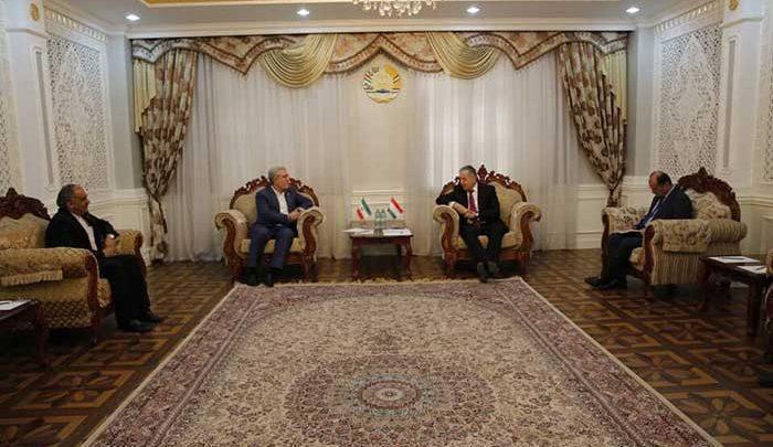 تاکید مونسان و وزیر خارجه تاجیکستان بر گسترش همکاری ها در صنعت گردشگری