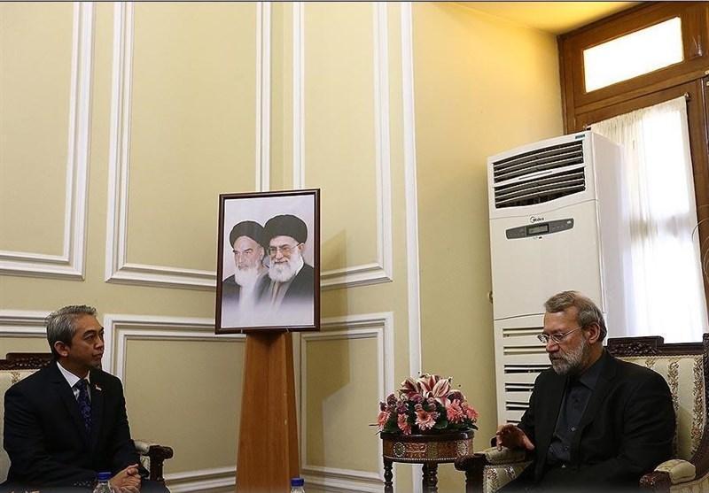 همکاری کشورهای مسلمان بحران های منطقه را خاتمه می دهد