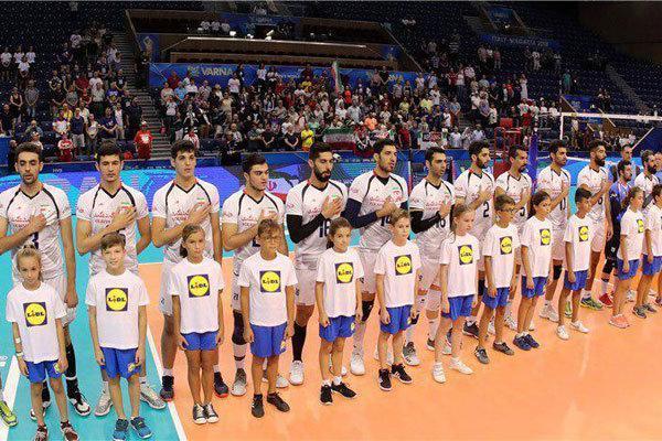 اعلام برنامه لیگ ملت های والیبال، ایران میزبان هفته سوم و چهارم