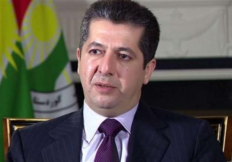 نخست وزیر اقلیم کردستان عراق به ترکیه می رود