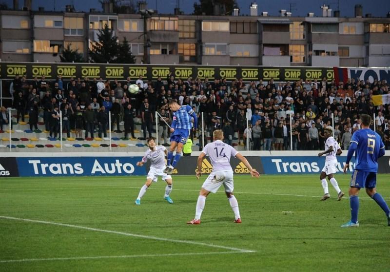 لیگ برتر کرواسی، رجحان خانگی لوکوموتیو زاگرب در غیاب محرمی