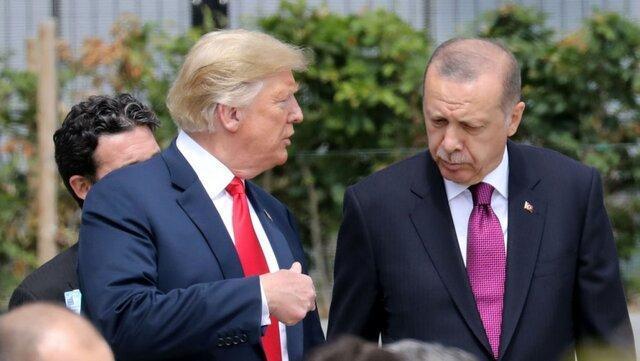 ترامپ چهارشنبه اردوغان را درباره خرید اس 400 مواخذه می نماید، تهدید کنگره آمریکا به تحریم ترکیه
