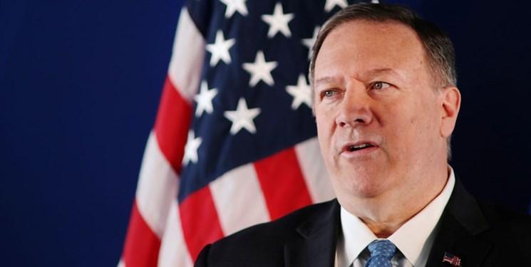 مداخله آمریکا در امور داخلی ایران، پامپئو: آمریکا از مردم ایران حمایت می کند