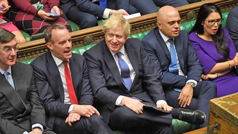 رای مثبت مجلس به برگزیت ، بریتانیا 31 ژانویه از اتحادیه اروپا خارج می گردد