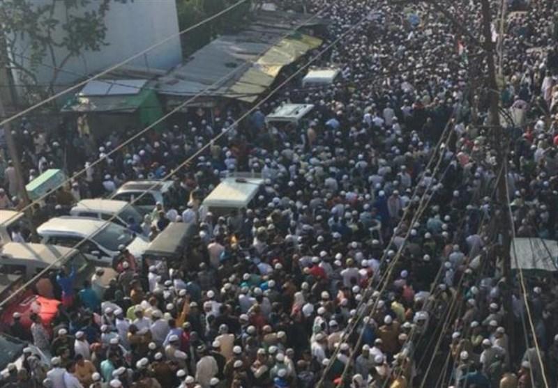 کدام مناطق هند درگیر اعتراضات شدید علیه دولت است