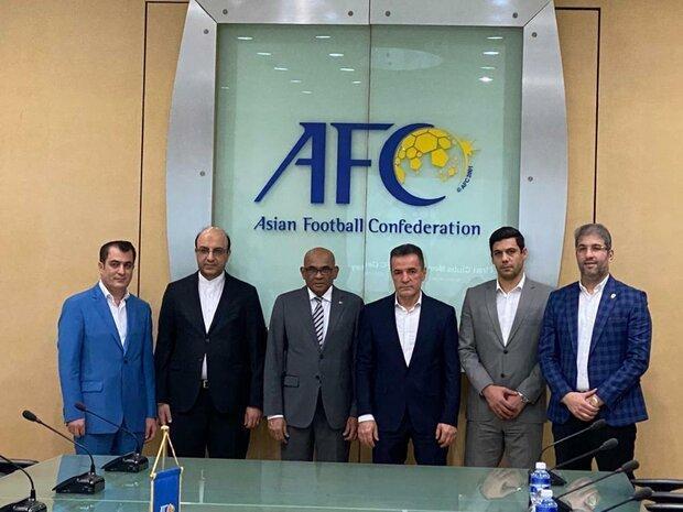 بازگشت هیات اعزامی فوتبال ایران از مالزی