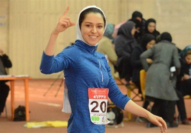 رکوردگیری دوباره برای اعزام به مسابقات دوومیدانی داخل سالن قهرمانی آسیا، فصیحی و چهار نفر دیگر در لیست اعزام به چین