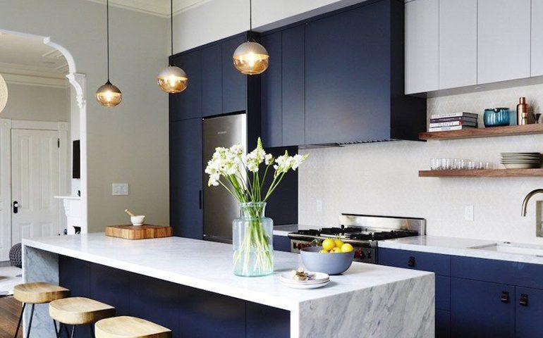 ایده های کاربردی طراحی آشپزخانه کوچک