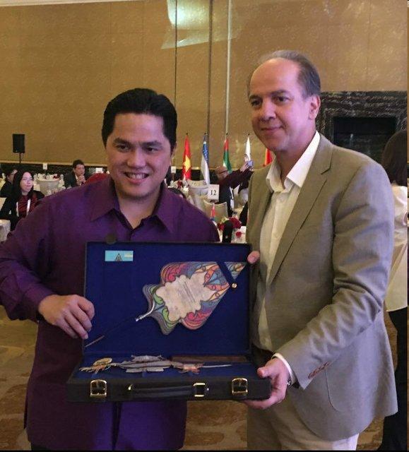 دعوت رسمی اندونزی از ایران برای حضور در بازیهای آسیایی 2018