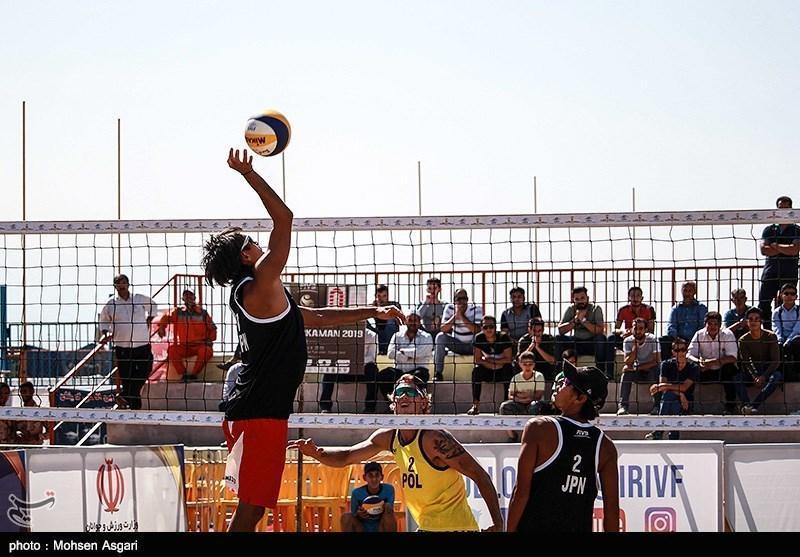 تیم ملی تایلند قهرمان تور والیبال ساحلی تک ستاره بندرترکمن شد