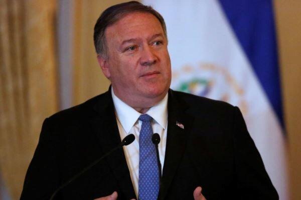 پمپئو: از تحت نظر قرار دریافت سفیر آمریکا در اوکراین خبر نداشتم!
