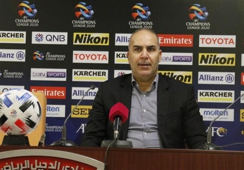 سرمربی السیلیه: بازیکنانم را مقصر این ناکامی نمی دانم، صدیق: روز غم انگیزی بود