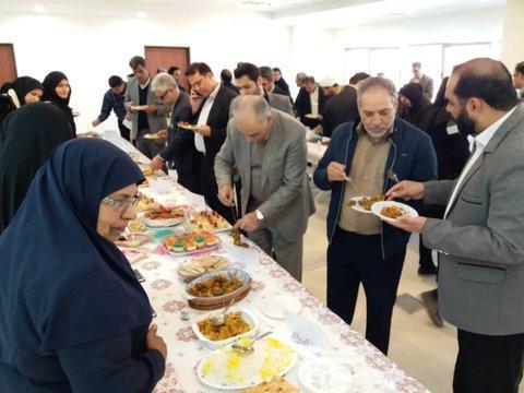 جشنواره غذاهای بومی محلی استان در دانشگاه علوم پزشکی زاهدان برگزار گردید
