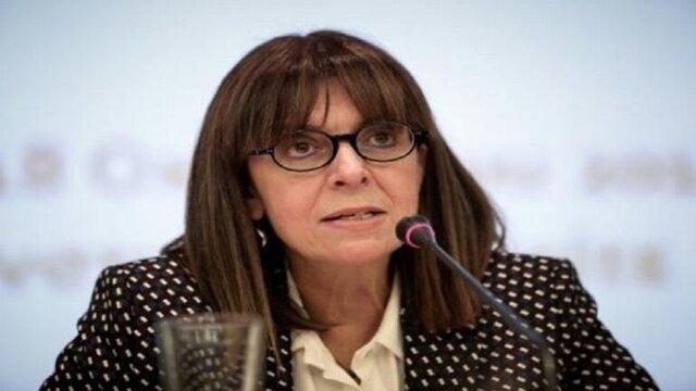 شروع ریاست جمهوری اولین رئیس جمهور زن در یونان