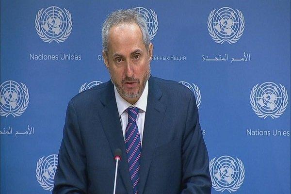 سازمان ملل متحد خواستار خاتمه درگیری ها در شمال غرب سوریه شد
