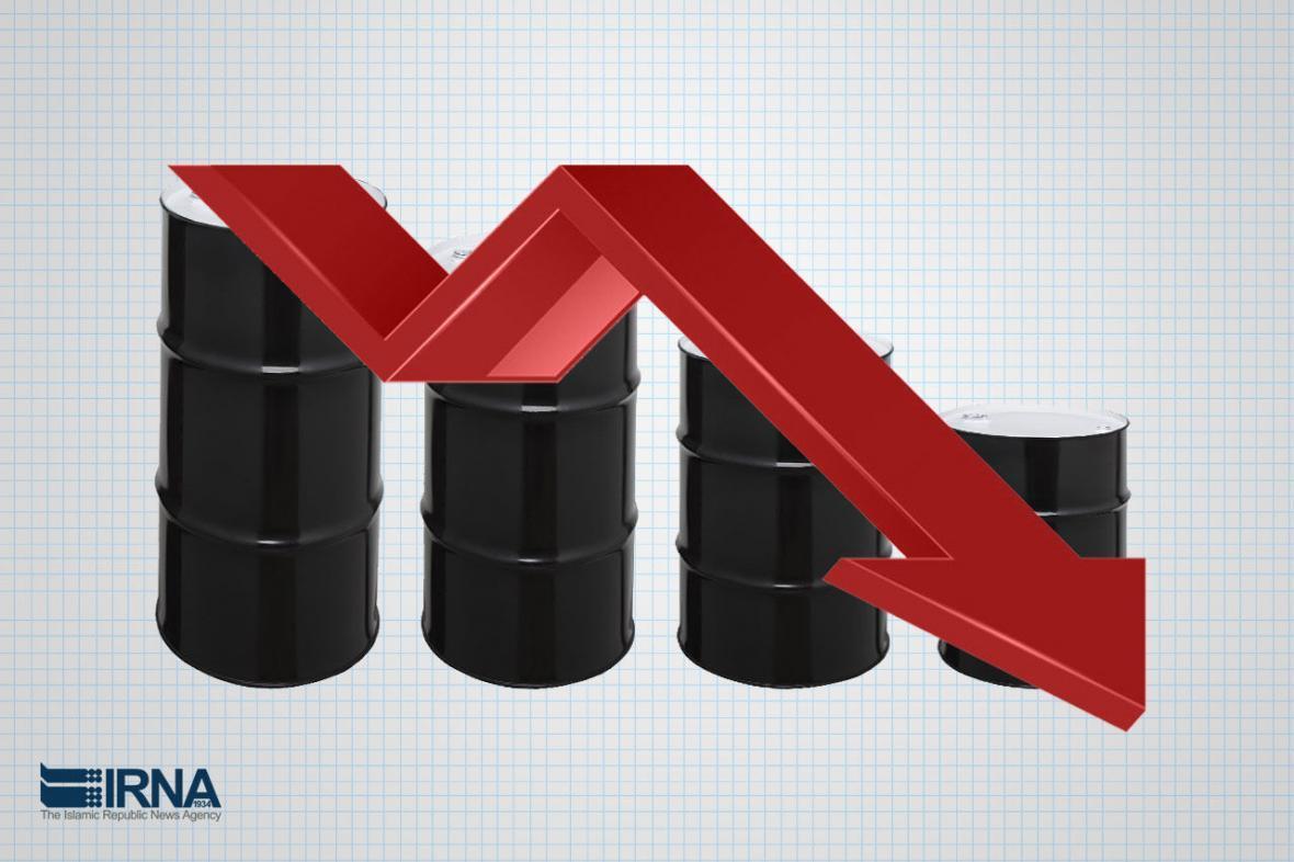 خبرنگاران عقب نشینی 2.5 درصدی قیمت نفت