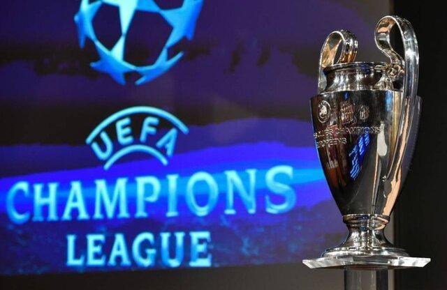 لغو بازی های لیگ قهرمانان و لیگ اروپا تا اطلاع ثانوی