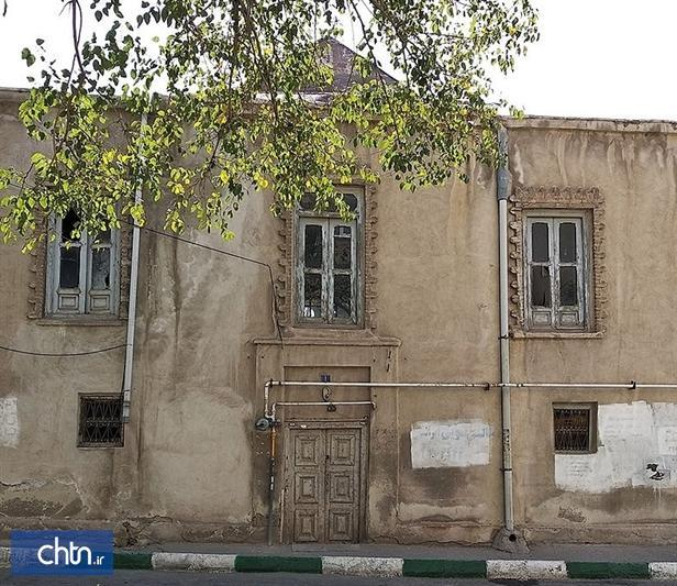 ساختمان تاریخی خدیوی زنجان