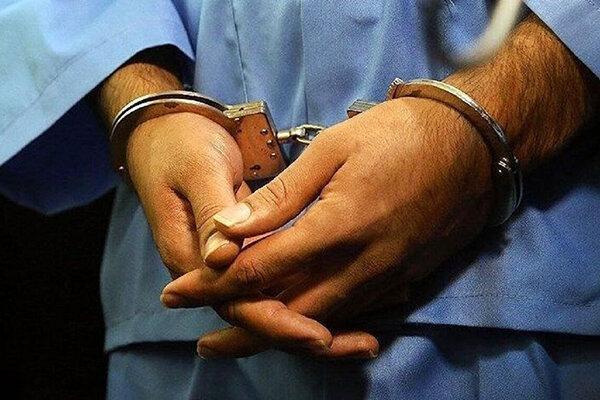 فرد تهدیدکننده بهداشت عمومی در مشهد بازداشت شد