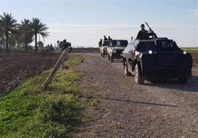 عراق، حشد شعبی راه های نفوذ داعش در رود دجله را بست