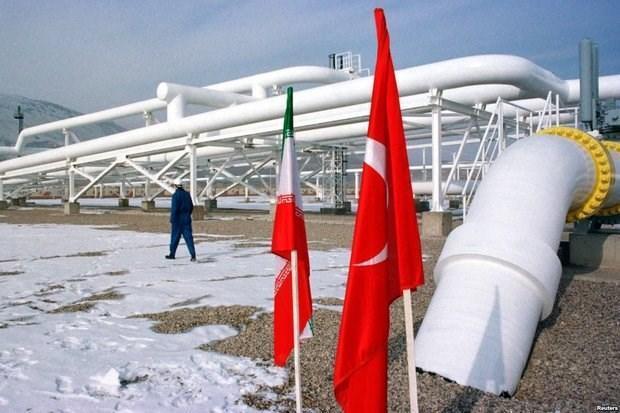 نقش منفعل دولت ایران در صادرات گاز به ترکیه