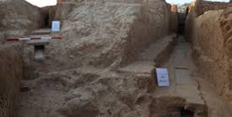 کشف 10 مقبره در چین