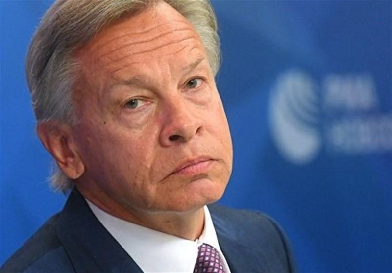 سناتور روس: اختلاف نظر بین مرکل و ترامپ جدی شده است