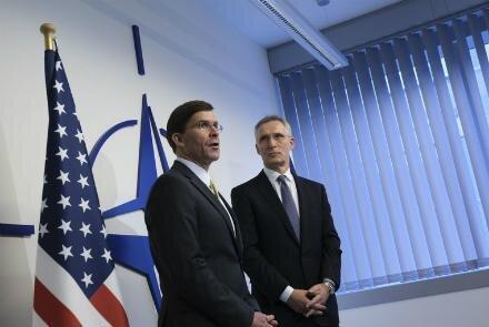 هشدار ناتو در مورد خروج نظامیان آمریکایی از آلمان